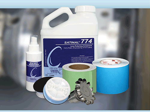 Digital Surfacing Consumables