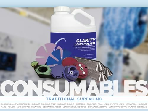 Traditional Surfacing Consumables