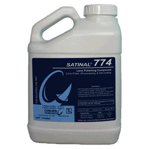 Satinal 774 Lens Polish