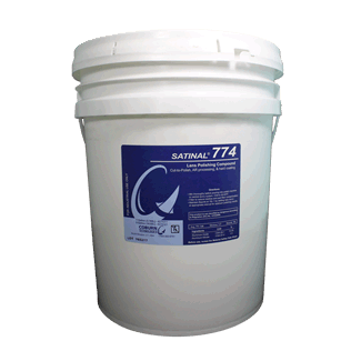Satinal 774 Lens Polish, 5 Gallon